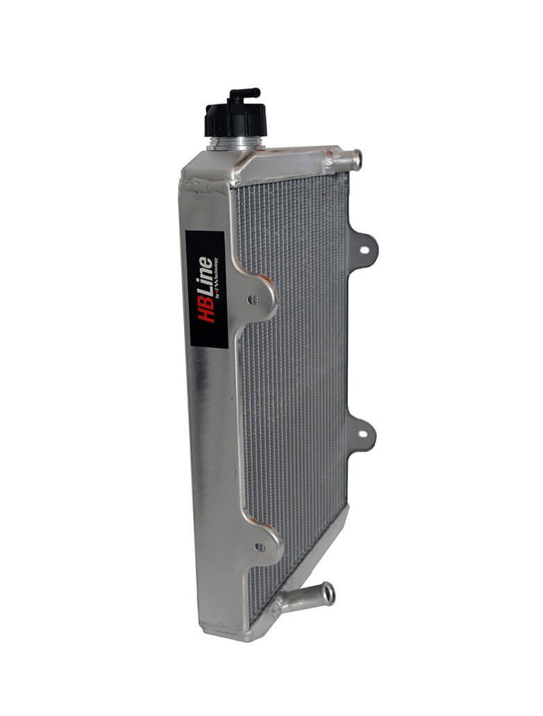 Радиатор KE HL004 395X290X40 в комплекте с креплением